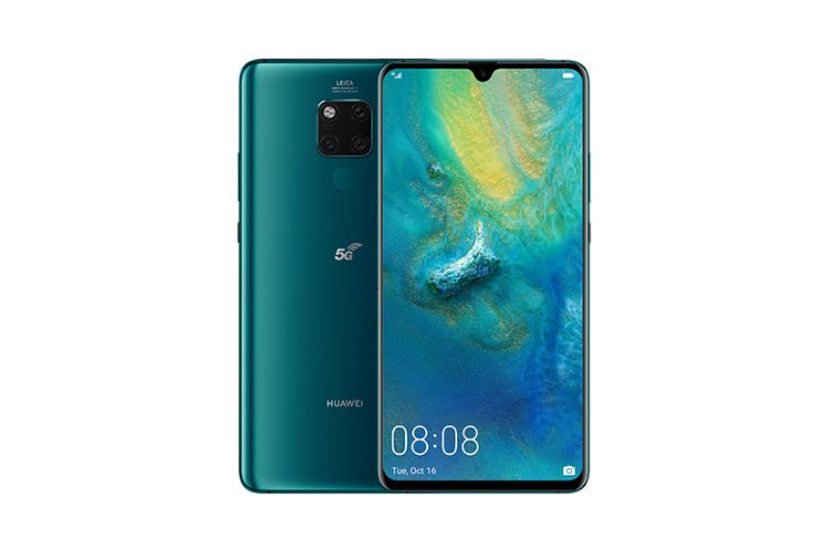 Huawei 5G cellphone
