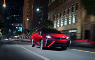 Toyota and five other Chinese automotive companies (BAIC, GAC, FAW, Dongfeng, and SinoHytec), recently set up a joint venture called United Fuel Cell System R&D (Beijing) Co., Ltd. (FCRD).