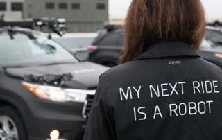 Amazon acquires autonomous car company Zoox